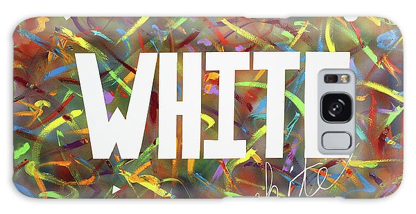 White Galaxy Case