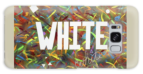 White Galaxy Case by Thomas Blood