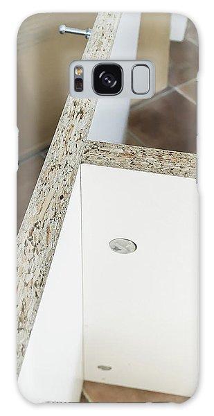 Amateur Galaxy Case - White Wooden Furniture by Tom Gowanlock