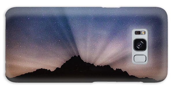 Whitehorse Mountain Moon Rays Galaxy Case