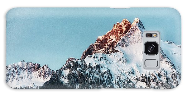 Whitehorse Sunrise Galaxy Case