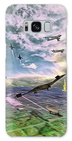 Whiteman Air Force Base Galaxy Case