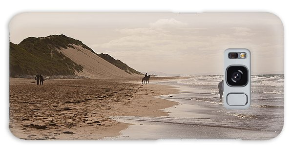 Whiterocks Beach Galaxy Case