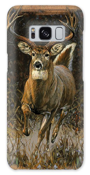 Whitetail Deer Galaxy Case