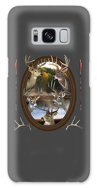 Whitetail Dreams Galaxy Case