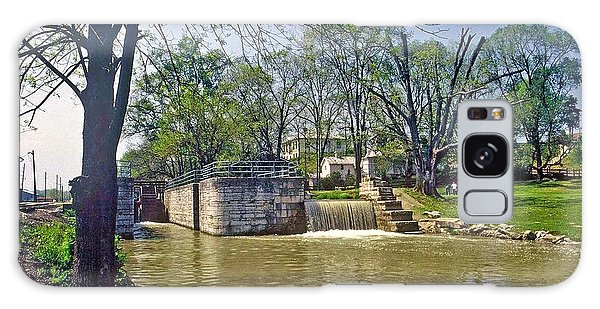 Whitewater Canal Metamora Indiana Galaxy Case