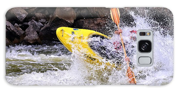 Whitewater On The New River Galaxy Case