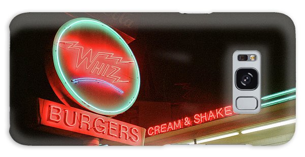 Whiz Burgers Neon, San Francisco Galaxy Case