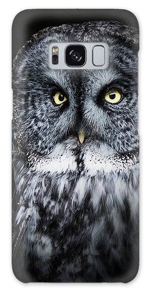 Whooo Are You Looking At? Galaxy Case