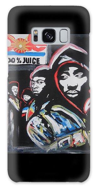Whos Got Juice Galaxy Case