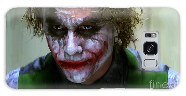 Why So Serious Galaxy Case