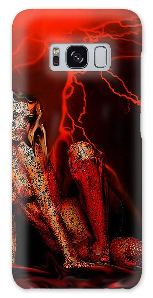 Wicked Beauty Galaxy Case
