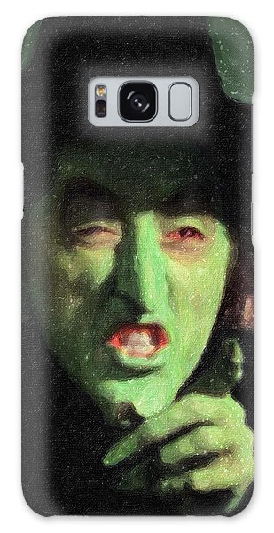 Wicked Witch Of The East Galaxy Case