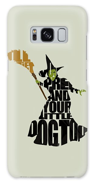 Wicked Witch Of The West Galaxy S8 Case