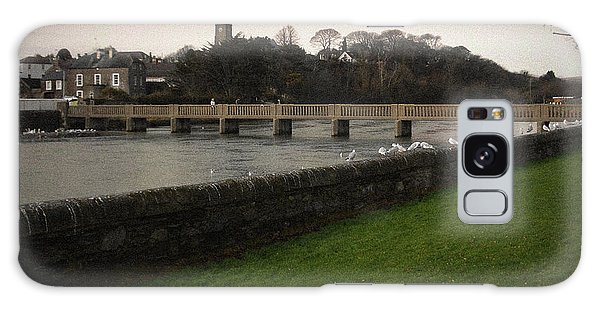 Wicklow Footbridge Galaxy Case