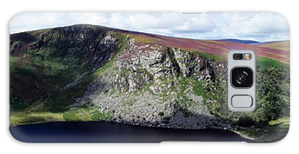 Wicklow Mountains In Ireland Galaxy Case