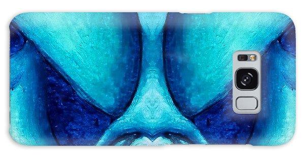 Wide Open  Galaxy Case by Versel Reid