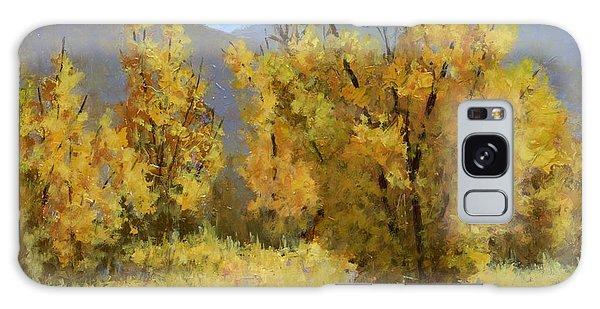 Wild Autumn Galaxy Case
