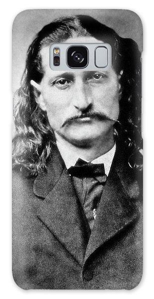 Fighter Galaxy Case - Wild Bill Hickok - American Gunfighter Legend by Daniel Hagerman