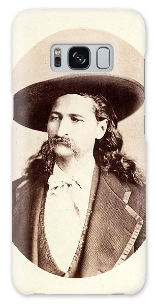 Wild Bill Hickok Galaxy Case by Pg Reproductions