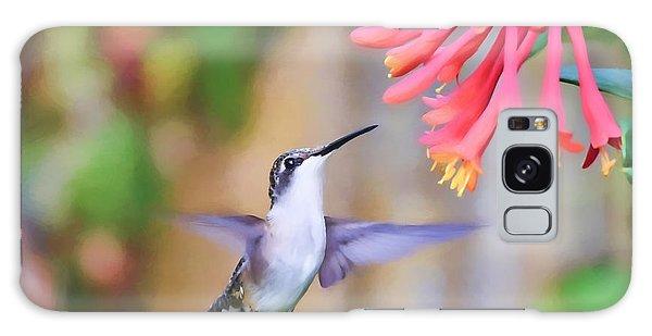 Wild Birds - Hummingbird Art Galaxy Case