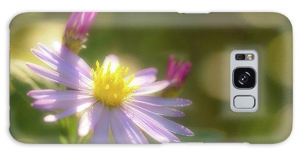 Galaxy Case featuring the photograph Wild Chrysanthemum by Tatsuya Atarashi