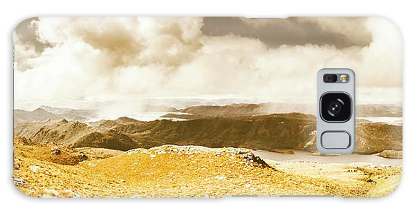 Expanse Galaxy Case - Wild Country Lookout by Jorgo Photography - Wall Art Gallery