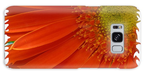 Wild Daisy Galaxy Case by Shari Jardina