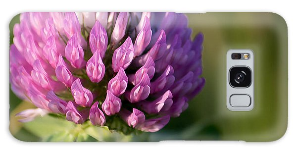 Wild Flower Bloom  Galaxy Case