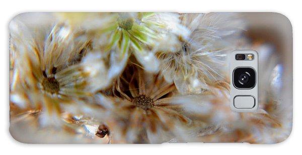 Wild Flower Galaxy Case by Janice Spivey