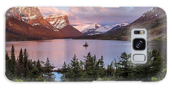 Wild Goose Island Morning 1 Galaxy Case by Greg Nyquist