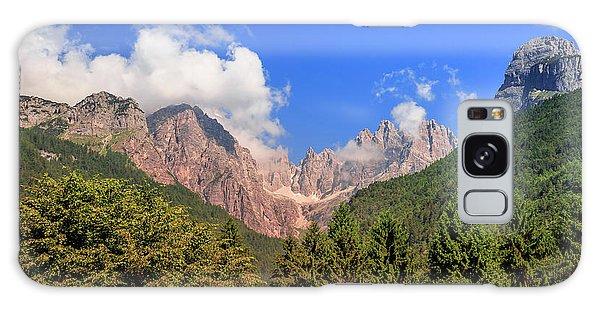 Wild Italy Galaxy Case by Roy McPeak