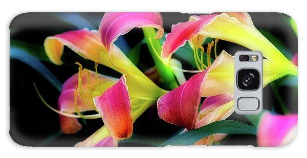Wild Lily Galaxy Case