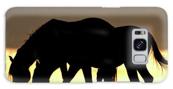 Wild Mustang 13 Galaxy Case