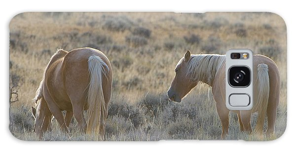 Wild Mustang 3 Galaxy Case