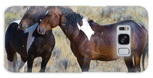 Wild Mustang 5 Galaxy Case