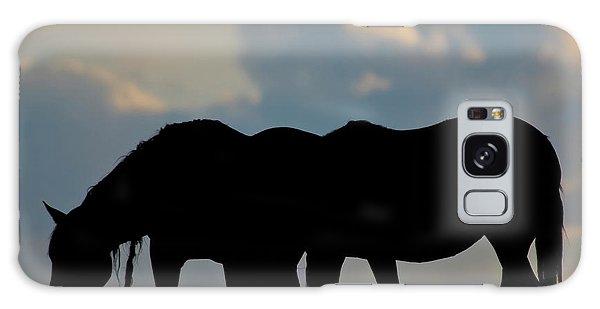 Wild Mustang 8 Galaxy Case