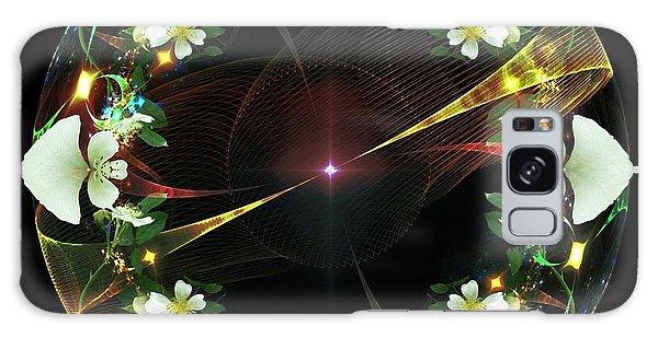 Wild Roses 2 Galaxy Case