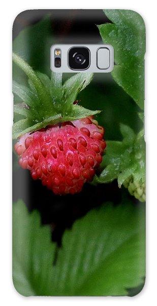 Wild Strawberry Galaxy Case