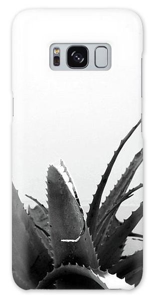 Wild Succulent-  By Linda Woods Galaxy Case by Linda Woods