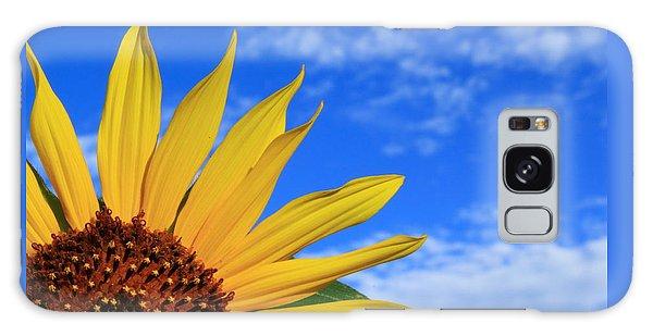 Wild Sunflower Galaxy Case