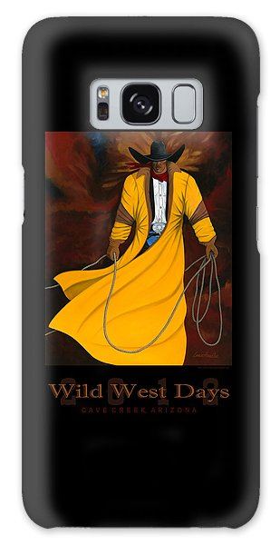 Wild West Days 2012 Galaxy Case