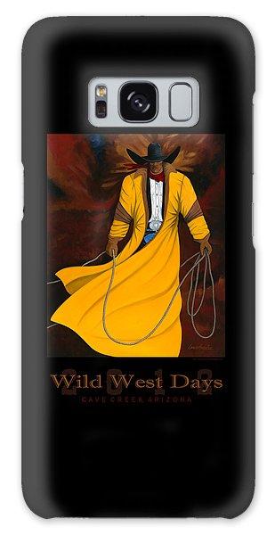 Wild West Days 2012 Galaxy Case