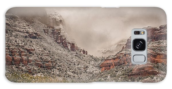 Boynton Canyon Arizona Galaxy Case