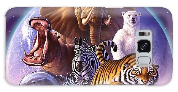 Earth Galaxy Case - Wild World by Jerry LoFaro