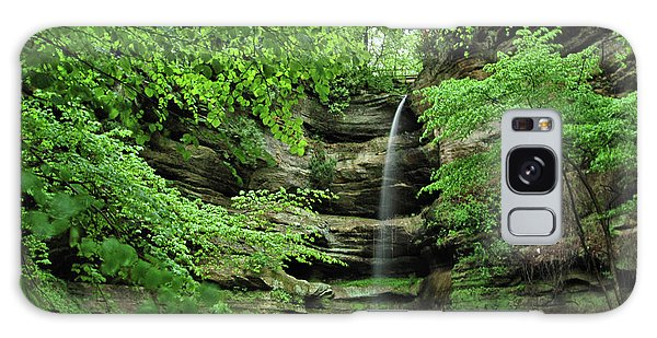Wildcat Canyon Falls Galaxy Case