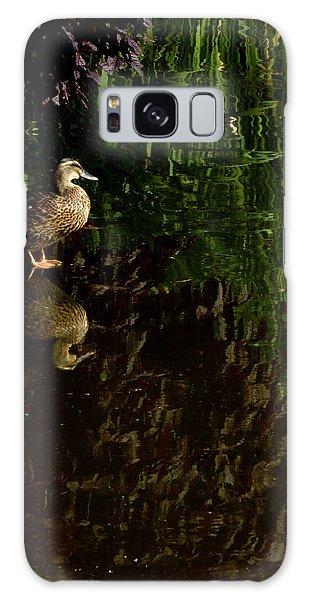 Wilderness Duck Galaxy Case