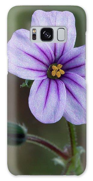Wilderness Flower 3 Galaxy Case