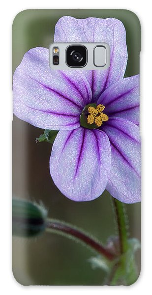 Wilderness Flower 3 Galaxy Case