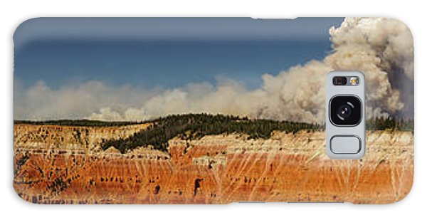 Wildfire Cedar Breaks National Monument Utah Galaxy Case